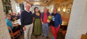 Read more about the article Silberne Hochzeit von Brigitte und Gerd Mühleisen
