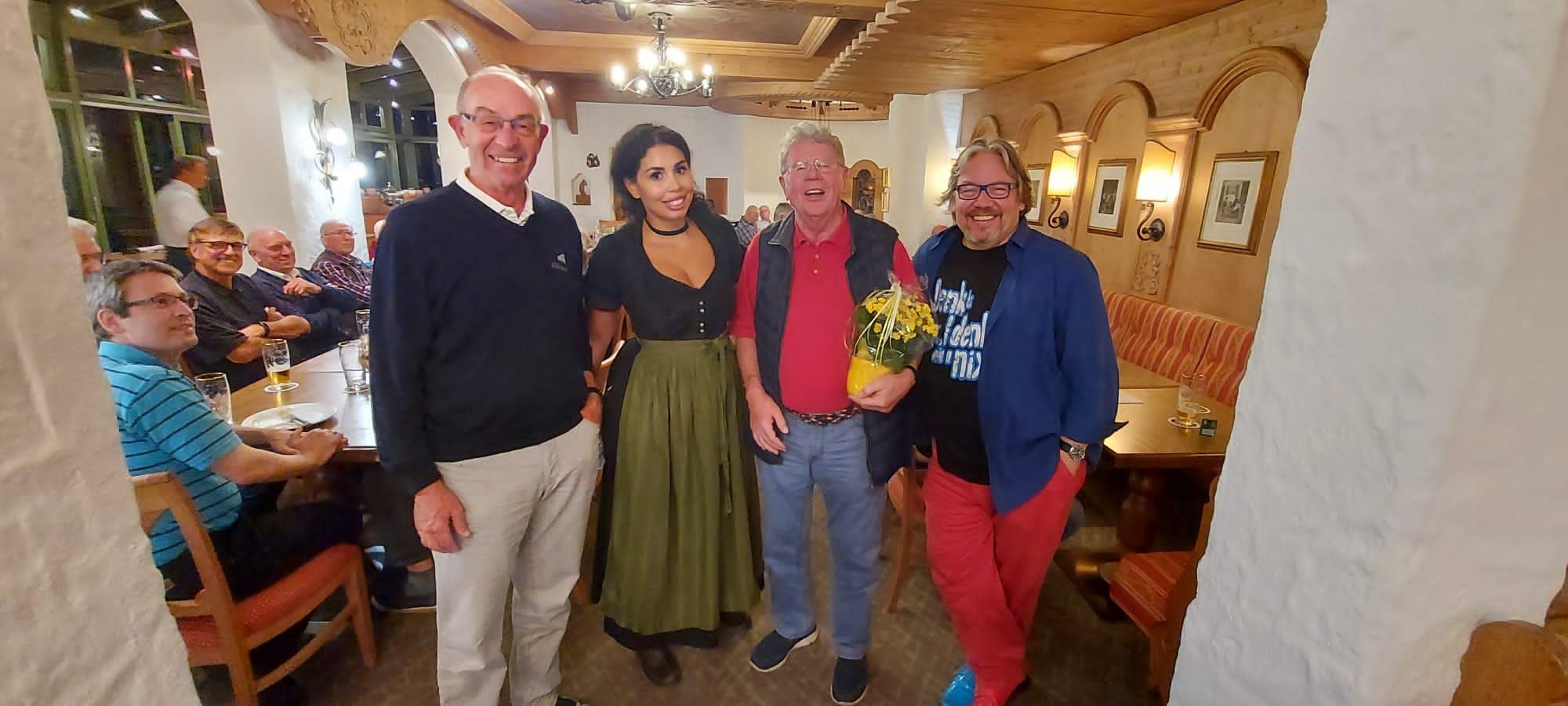 You are currently viewing Silberne Hochzeit von Brigitte und Gerd Mühleisen